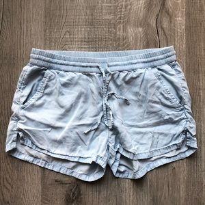 Aeri Soft Shorts - Light Blue - Size Small
